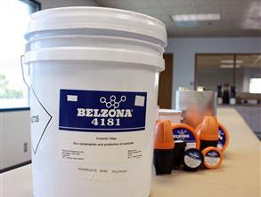 Belzona 4181 (AHR Magma-Quartz) packaging